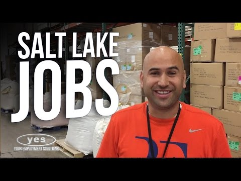 What Kinds of Jobs Can You Find at YES in Salt Lake?