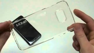 Custodia INCIPIO Feather Pure per Samsung Galaxy S7 Edge G935F