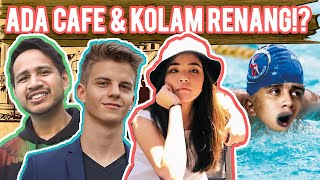 School Tour Episode 2 Part 3 | British School Jakarta | SkinnyIndonesian24