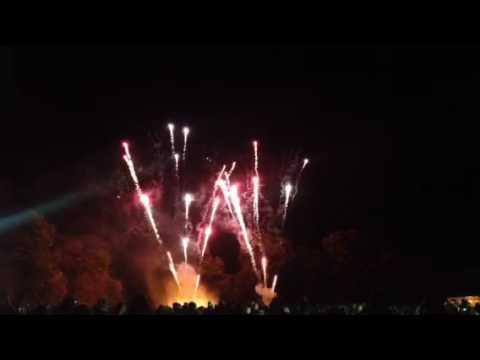 Swiss Farm fireworks 2017
