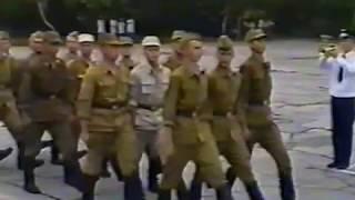 Служба ВВС-ШМАСУ ст. ч 62546 р. Спаськ-Дальній 1996 р