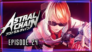 Astral Chain Walkthrough Part 24 Search for Jena (Nintendo Switch)