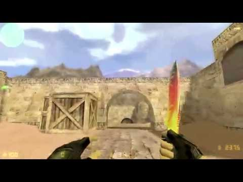 Как делать скины на оружие в CS 1.6