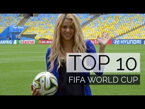 Top 10 Songs  FIFA World Cup  Soundtrack
