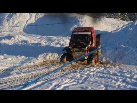 ►4x4 EXTREME OFF-ROAD /Winter Racing 2014 HD