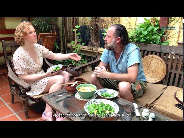 Plates of Hanoi with The Hanoi Social Club (Vietnamese subtitles)