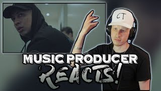 Music Producer Reacts to Bmike - ANXIETY (...this is powerful)