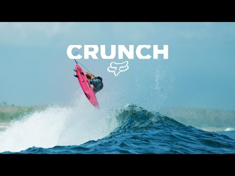 Fox Presents | Crunch Damien Hobgood Keanu Asing Gunner Day Caroline Marks