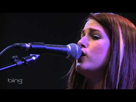 Cassadee Pope - Over You (Live in the Bing Lounge)