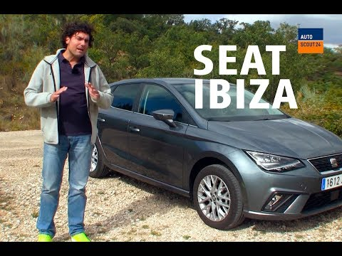 Seat Ibiza (2017) 1.0 TSI 95 CV | Videoprueba | Review |AutoScout24
