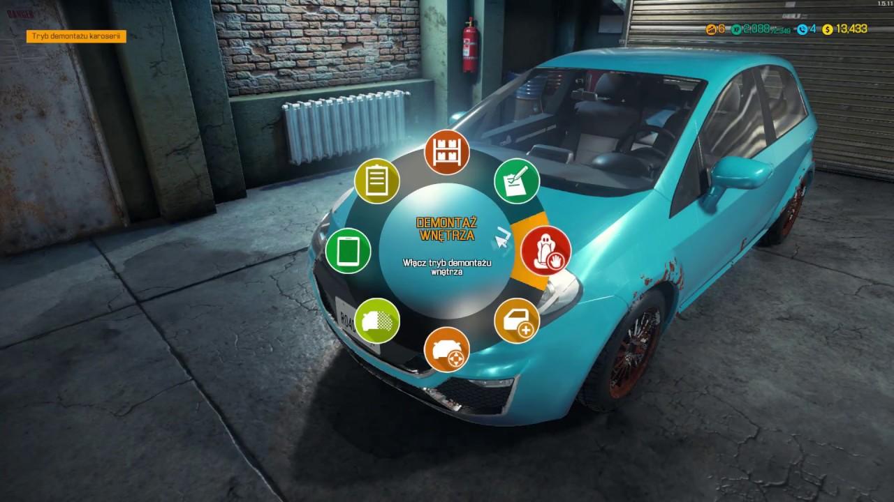Car Mechanic Simulator 2018 Zlecenie Fabularne Royale Bianco 3