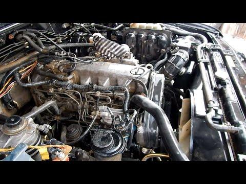 Заклинило двигатель RD28t на Ниссан Патрол