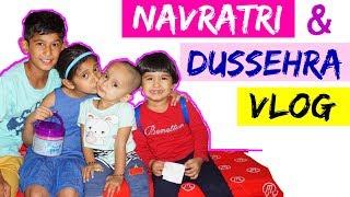 My Navratri & Dussehra Celebrations #DIML | MyMissAnand