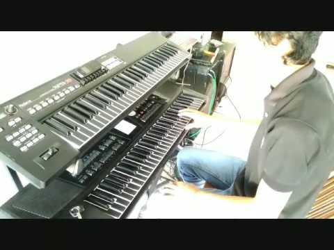 Pertemuan - Cover Roland BK5 - Zuli