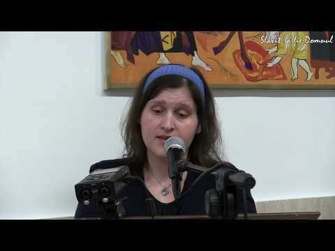Sr Claudia Mazâlu - CÂND FAȚA DOMNULUI O SĂ RĂSARĂ  Roma 23032019