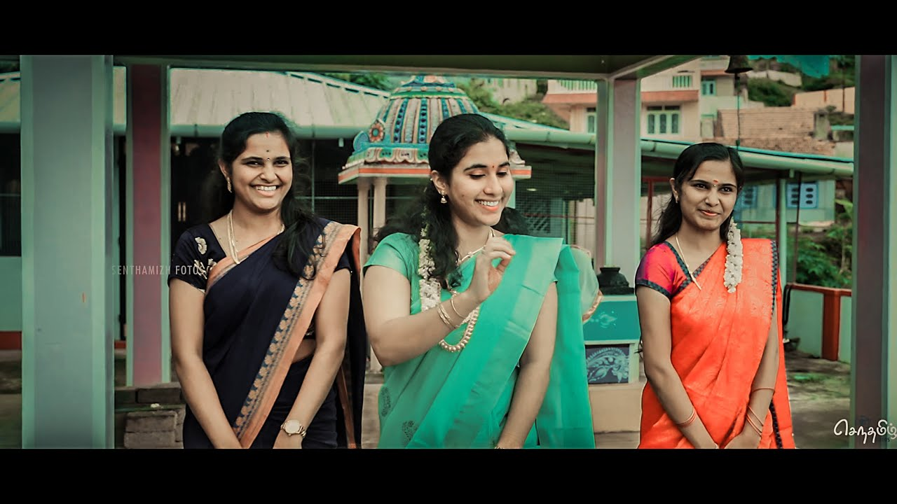 Beautiful Cinematic Post Wedding Story of Vignesh & Sanjana | Malligae Hoovaa | Senthamizh Fotos