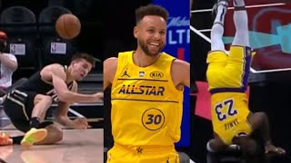 """NBA """"Funniest Bloopers"""" Moments of 2021"""