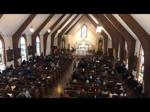 Funeral Mass for Fr. Seamus O'Kielty