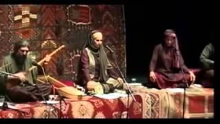 موسیقی عرفانی تنبور - آرش شهریاری (گروه روحتاف)