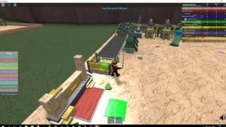 Roblox #2 come and wallride with us!! Bank Tycoon