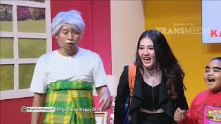 NGABUBURIT HAPPY - Keluarga Sinchan Yang Pandai Ngegombal (22/5/18) Part 4