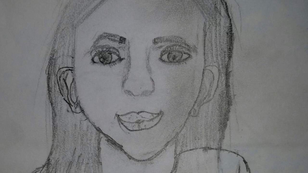 Kanika pencil art gallery