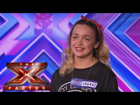 Lauren Platt sings I Know Where I Have Been | Room Auditions Week 1| The X Factor UK 2014