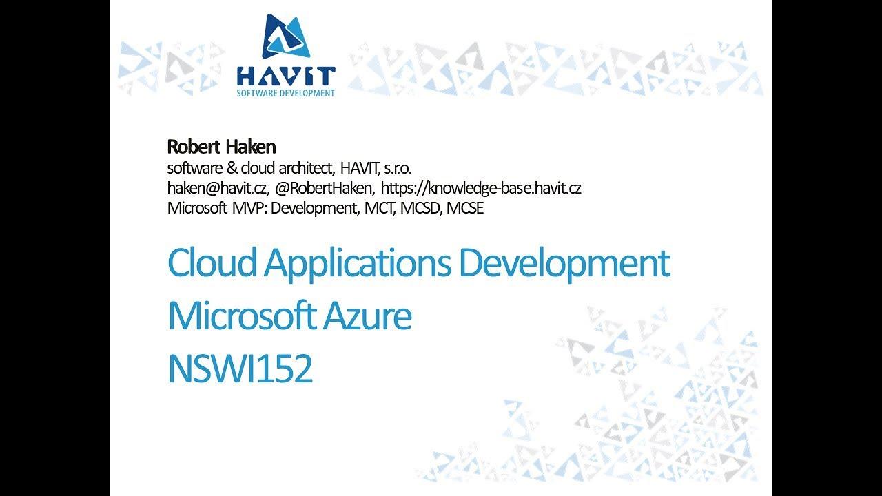 HAVIT Knowledge Base | software development, Microsoft