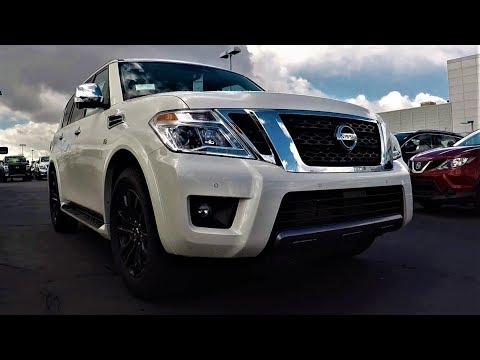 2019 Nissan Armada Platinum: Does Bigger Equal Better?