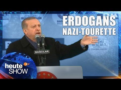 Für Erdogan sind die Holländer Nazis | heute-show vom 17.03.2017