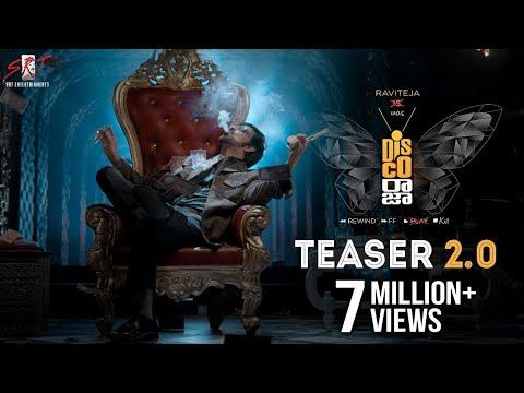 Disco Raja - Teaser 2.0 | Ravi Teja | Nabha Natesh | Payal Rajput | Tanya Hope | VI Anand