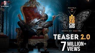 Disco Raja Teaser 2.0 | Ravi Teja | Nabha Natesh | Payal Rajput | Tanya Hope | VI Anand | Thaman S