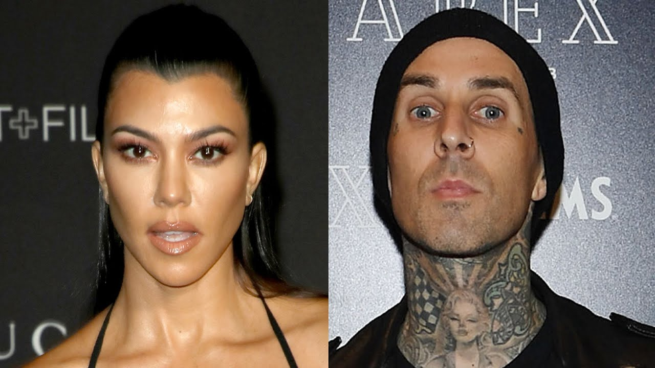 Everything to Know About Kourtney Kardashian and Travis Barker's ...