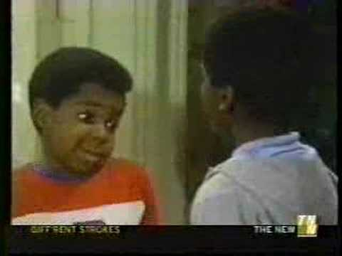 Diff'rent Strokes  Shavar Ross