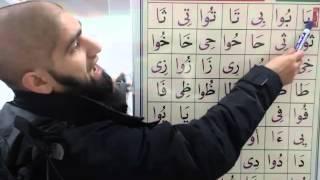 Nuraniyah - Letters of Madd (Stretch) - Part 2 - Imam Raza