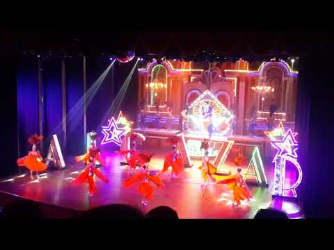 The alkaza's show in pattaya  (Thailand )