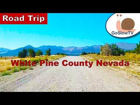 White Pine County Nevada Road Trip | USA | Guest Videos | Episode 3 (2018)