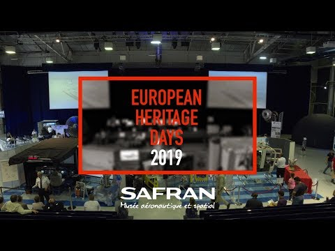 The future of aerospace: european heritage days visitors' vision