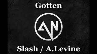 Gotten - Slash Ft. A.Levine - Vocal cover Adelone