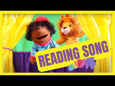 I Love Reading - Book Song