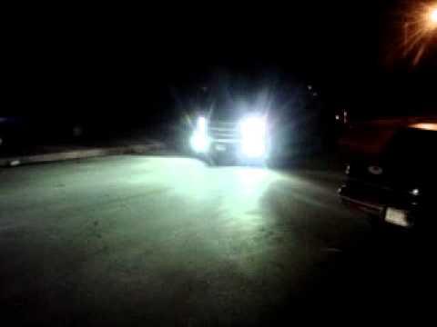 2008 Chevy Silverado 6k Hid High Low And Fog Lights