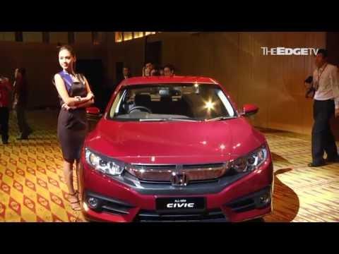 NEWS: Honda: 'Radically redesigned' Civic to revive C-segment