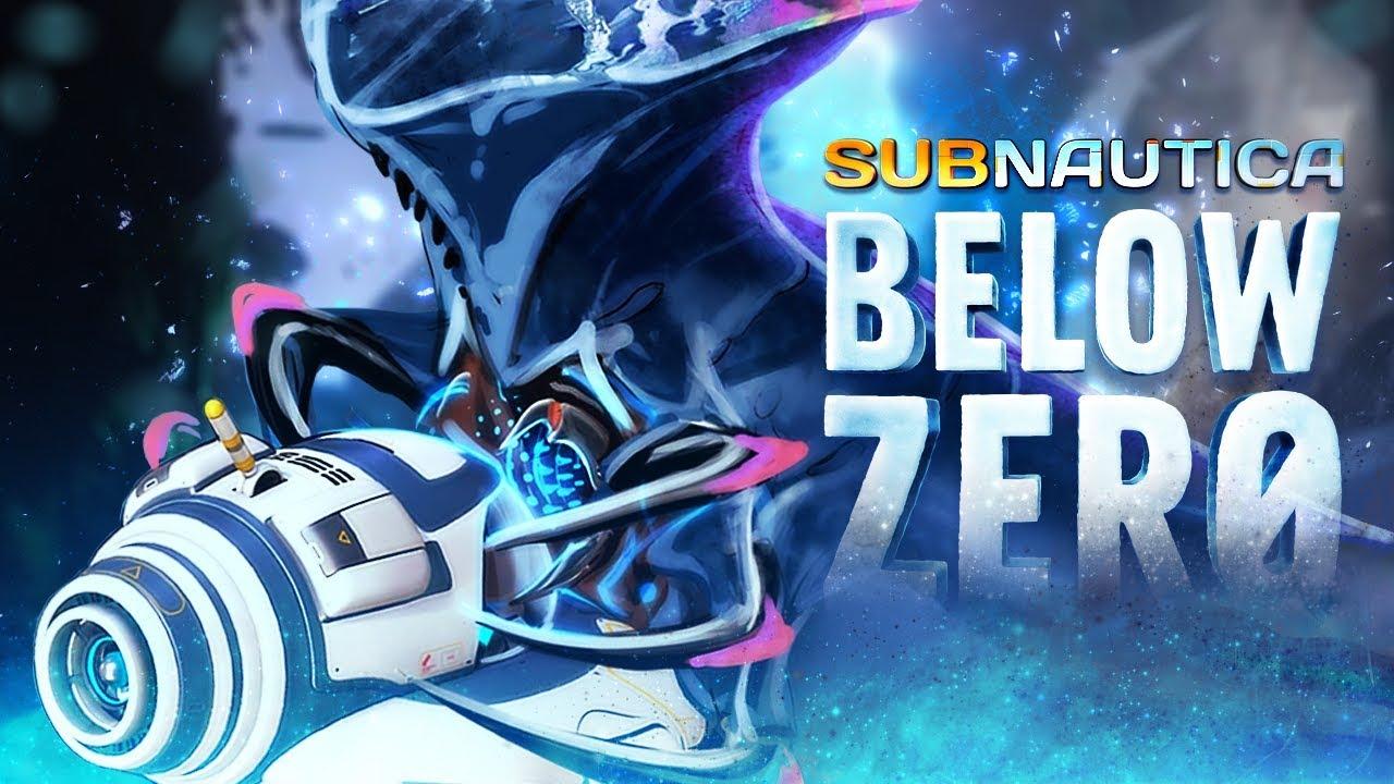 Subnautica Below Zero - Exclusive Leaked Gameplay! - Subnautica Below Zero  Start Mission - Gameplay