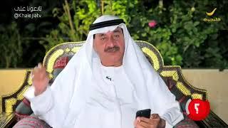استمع إلى واحدة من أحدث أعمال الشاعر الإماراتي القدير سالم بن سيف الخالدي