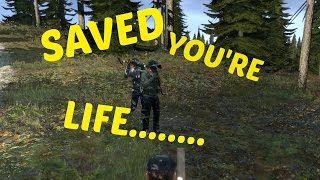 SAVED YOUR LIFE, Feat - SilentSentry - DayZ Standalone