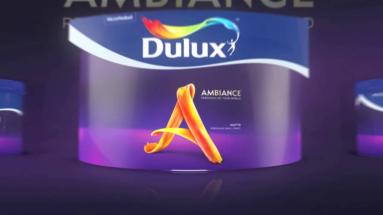 Introducing Dulux Ambiance Special Effects Paints YouTube