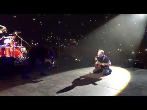 Metallica «Enter Sandman» @ Moscow 27.08.2015