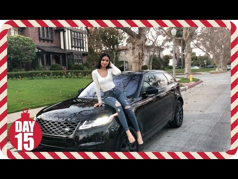 I BOUGHT MY DREAM CAR ! Vlogmas Day 15