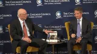"Timothy Geithner & Henry Paulson: ""Reflections on Financial Crises"""