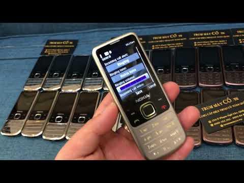 Bán Nokia 6700 classic trắng bạc chính hãng 100%